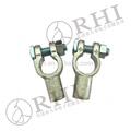 Tractor /van /truck/train/bus brass tin plated crimp battery terminal