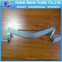 Galvanizar ganchos de plantas / gancho de tomate com fio / ganchos de metal pendurado