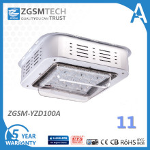 Ce Approved 100W LED Canopy Light Surface Mounted Garage Lighting