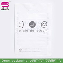 2014 new design and favorable price biodegradable die cut bag for liquid