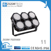 560W LED Projector Lights for Football Field 5 Year Warranty
