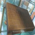 Holz Textur Aluminium Wabenplatten für Innendekoration