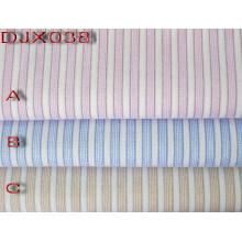 Fancy Stripes Yarn Dyed Fabric Shirting Djx038