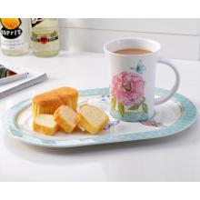 (BC-MK1014) Fashinable Design Réutilisable Melamine 2PCS Dinner Set