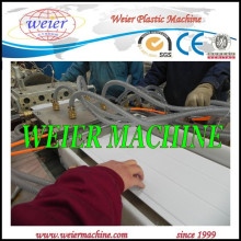 Machine de fabrication de carton mousse PVC Machines en plastique
