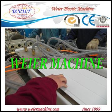 Máquina de fabricación de tableros de espuma de PVC Maquinaria de plástico
