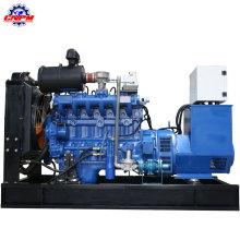 China fabricante 50kw / 68hp NG / biogás gerador