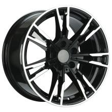 China manufacturer supply 17'' 18'' 19'' 20 '' ET 25-30 PCD 5X112 die casting car rims for BMW5