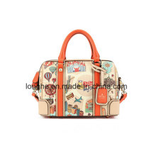New Style Hot Selling Fashion PU Tote Bags (ZXW1003)