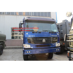 Sinotruk Heavy Duty Muck Tipper Dump Truck