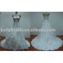 Belo vestido de noiva, vestido de noiva