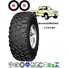 Lt285 / 70r17 Все шины для внедорожников SUV 4X4 Шины для шин Шины для легковых шин