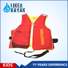 High Quality EPE Inflatable Kids Watersport Float Life Vest