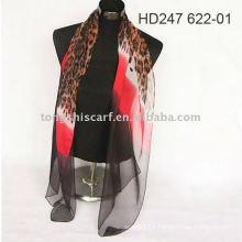 2013 leopard scarf for summer promotion