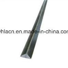 Material de construcción Triángulo trapezoidal Tiras magnéticas Chaflán de acero (15X15)