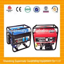 Generadores portátiles de gasolina de 1-5 KW
