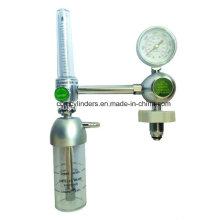 Cylinder Oxygen Regulator with Humidifier Cerosh