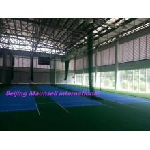 Maunsell International Revestimento de PVC de alta qualidade para Cricket Court Indoor / Outdoor