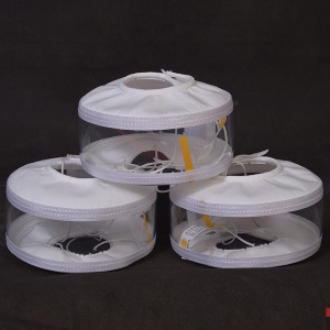 PN16 PTFE CLEAR Flange Safety Shields