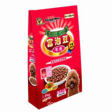 Fluffy Feast Pet Food-beef Formula for Small Bread Healthy Coat 1.8kg