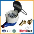 Medidor de agua electrónico de clase B, ISO 4064