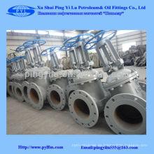 Válvula de acero fundido dn1200 pn16