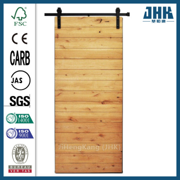 JHK Sliding Barn Door Hardware Used For Doors