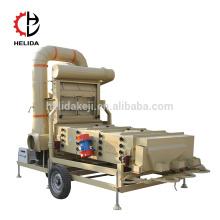 Máquina de limpieza de granos de cacao en grano de cacao y semilla de chai