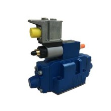 Proportional pressure relief valve in 3-way version