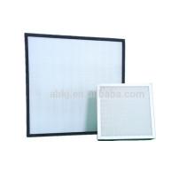Mini filtro plisado HEPA para taller limpio