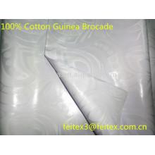 Новая Гвинея парчи базен riche окрашенная мягкая мода Африканский ткань ткань 10 метров/мешок 100% хлопок белого цвета запас жаккард