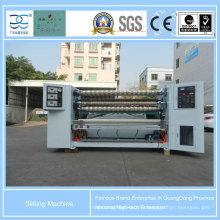 Máquina de corte de cinta adhesiva de alta velocidad BOPP (XW-210-8)