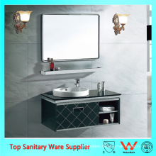 manufacturer custom stainless steel bathroom cabinet