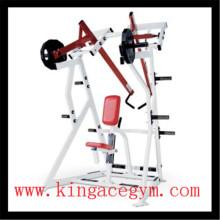 Équipement commercial de gymnase d'équipement de gymnastique ISO-Lateral DY Row