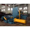Máquina de prensa de fardos de sucata de ferro alumínio cobre