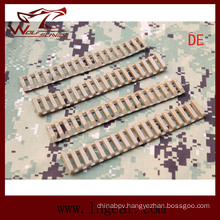 Extended Length Ladder Rail Protector Tactical Rail Cover