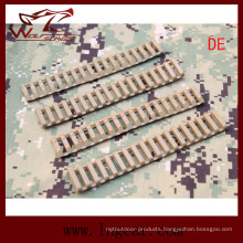 Extended Length Ladder Protector Tactical Rail