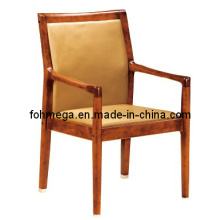 Commercial Office Boardroom Chair Wooden Chair (FOH-F36)