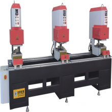 Three-Point Welding Machine for Colorful PVC Door & Window