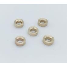 High Precision Brass CNC Machining Washer
