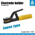 500A type welding electrode holder Code.DC-110Y