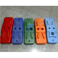 China Supplier Temporary Plastic Fence Feet
