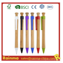 Бамбуковая шариковая ручка для Eco Stationery
