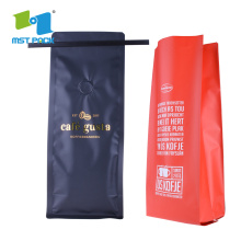 Aluminium Foil Side Gusset Coffee bag