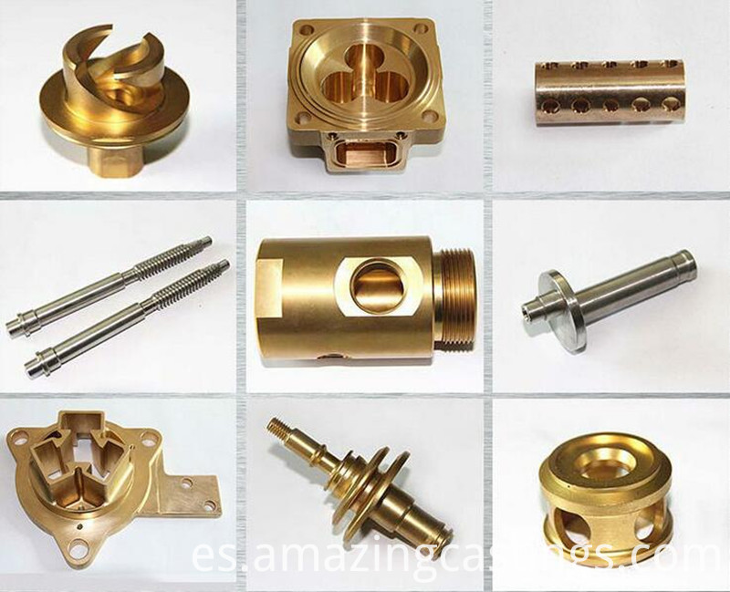 Cnc Machining Products
