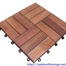 High quality Outdoor furniture Vietnam Wood deck tiles