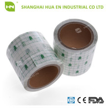 high quality PU transparent dressing roll CE ISO FDA made in China