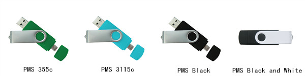 colorful otg usb flash drive