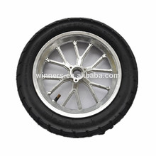 Adult Electric Scooter alloy spoke wheels 12''
