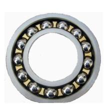 Cojinete de bolas autoalineable de bajo ruido 1206 1206k 30X62X16mm